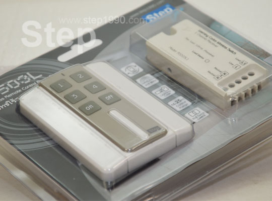 Step iSeries สวิทช์ รีโมท I503L1