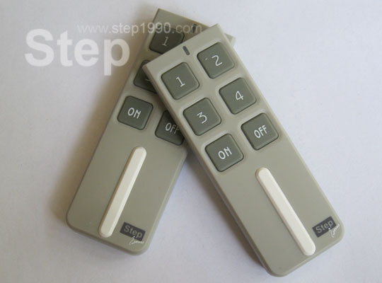 remote switch iseries step